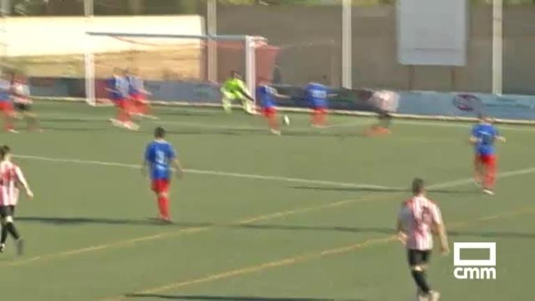Atlético Ibañés - Almagro CF (4-1)