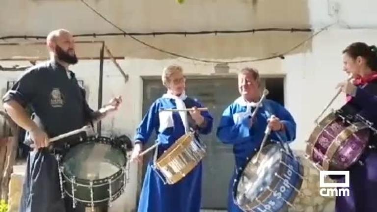 Tamboradas en Tobarra y Hellín (Albacete), desde el confinamiento