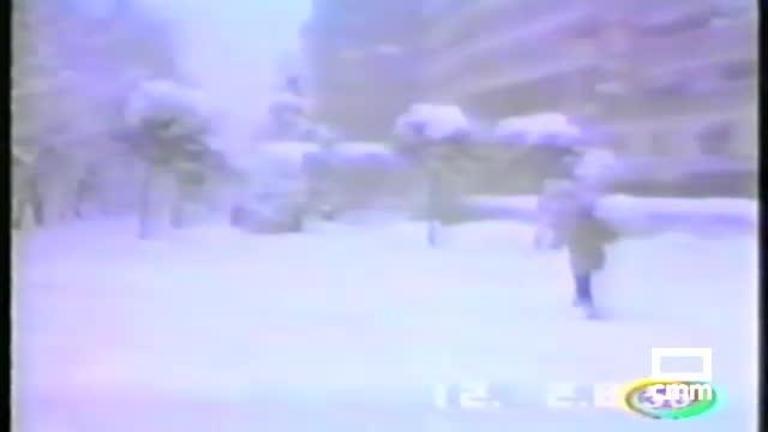 La gran nevada de Puertollano: así la vivió una pareja que tenía boda
