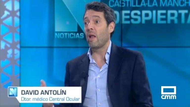 Entrevista a David Antolín