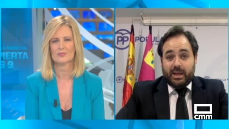 Entrevista a Paco Núñez en CLM Despierta