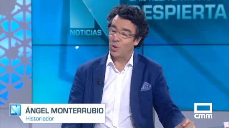 Entrevista a Ángel Monterrubio