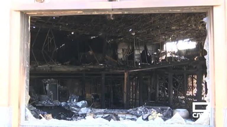 Extinguido el incendio en un restaurante asiático de Illescas (Toledo)