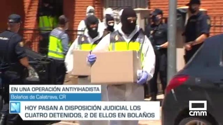 Detenido en Ciudad Real el líder de
