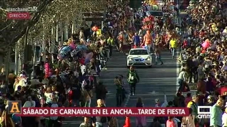 Ancha es Castilla-La Mancha - Especial Carnaval desde Villarrobledo, La Roda y Toled