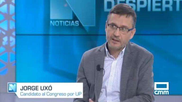 Entrevista a Jorge Uxó