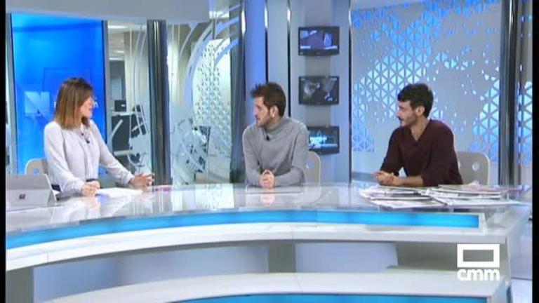 Entrevista con Jota Linares e Ignacio Mateos