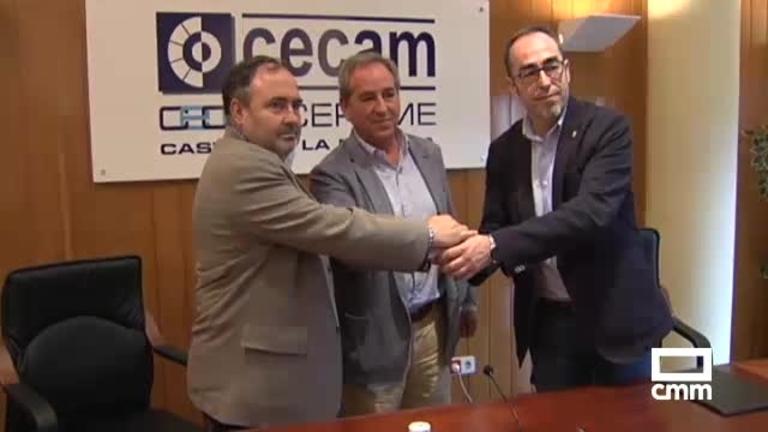 Acuerdo pionero en C-LM para impulsar la negociación colectiva