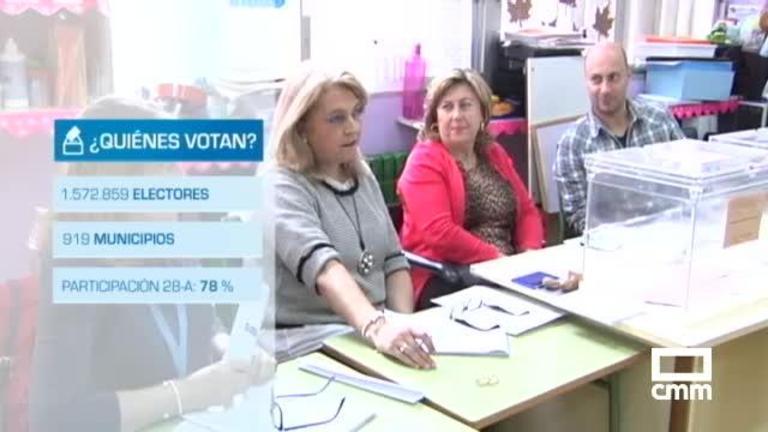 26M: Así será la campaña electoral en Castilla-La Mancha