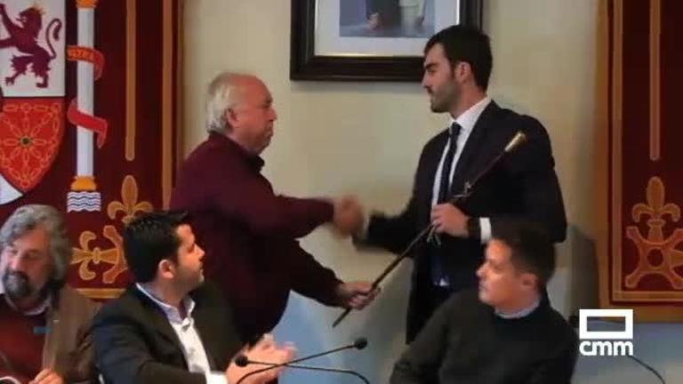 Jorge Peña, nuevo alcalde de Trillo, tras la moción de censura a la edila socialista