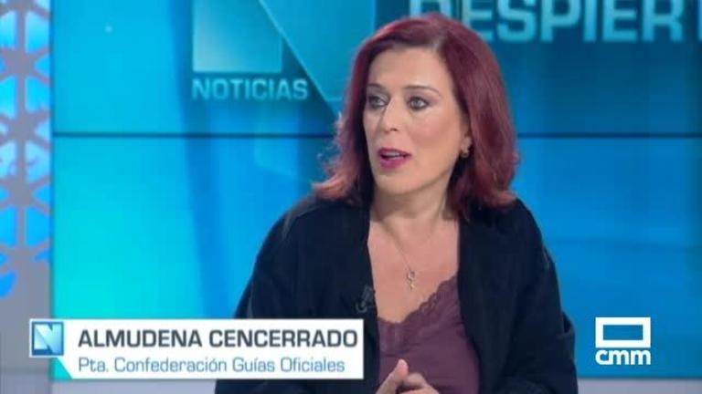 Entrevista a Almudena Cencerrado