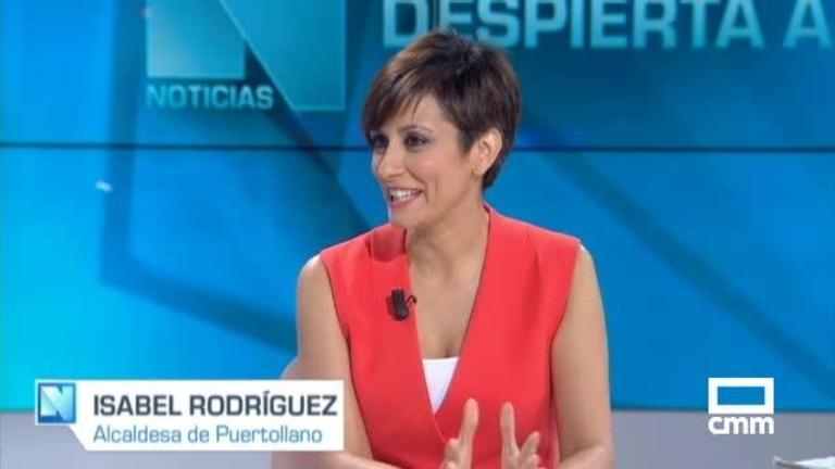 Entrevista a Isabel Rodríguez