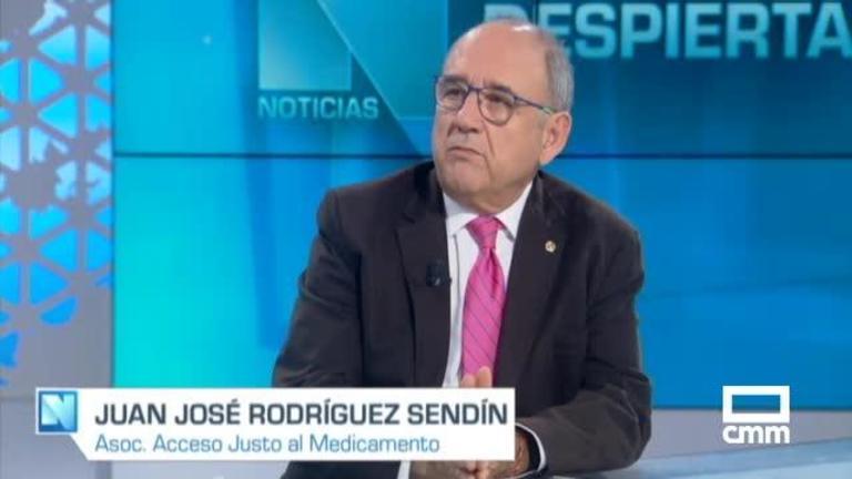 Entrevista a Juan José Rodríguez Sendin