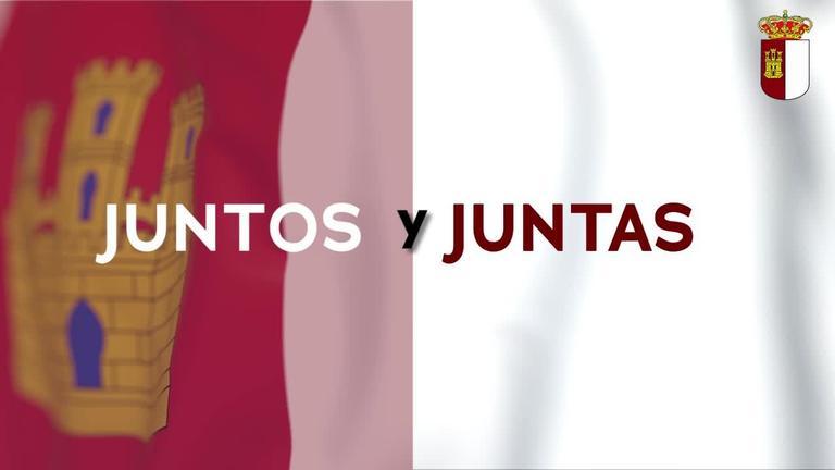 Juntos y juntas saldremos de esta - Cortes de Castilla-La Mancha #QuédateEnCasa