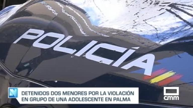 Detenidos dos menores por la violación en grupo de una adolescente en Palma