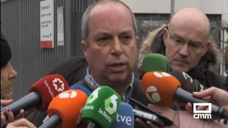 Juicio en Madrid a 133 controladores aéreos: \\