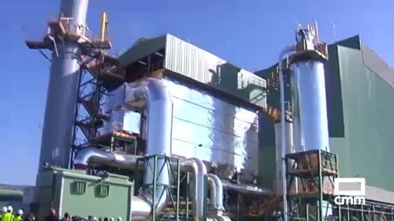 De central de carbón a planta de biomasa que dará energía a 60.000 hogares en Puertollano