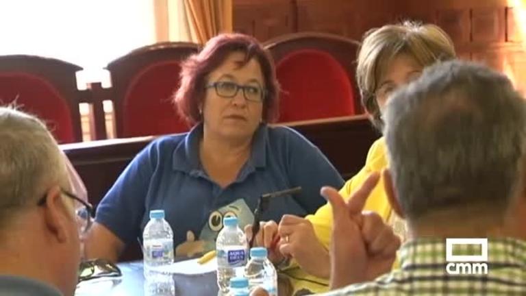 La Asociación de Municipios Ribereños de la cabecera del Tajo y regantes de Murcia, unidos por el agua