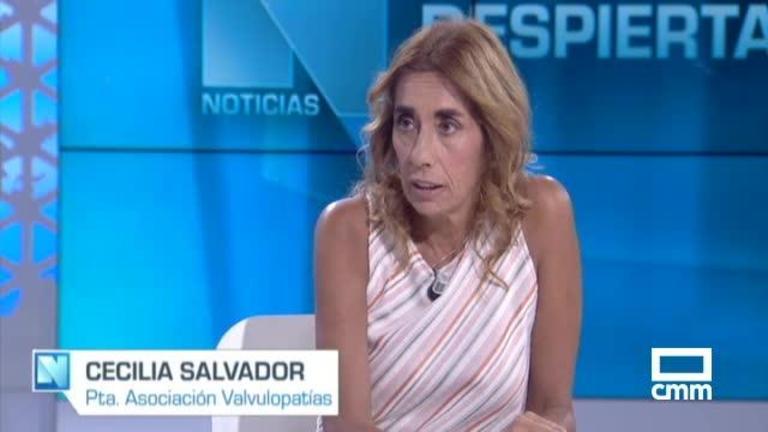 Entrevista a Cecilia Salvador