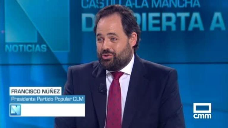 Entrevista a Francisco Núñez en CLM Despierta