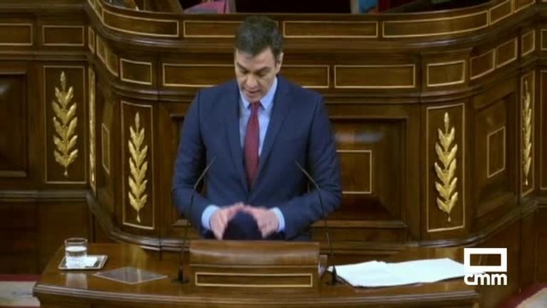Prórroga del estado de alarma: Sánchez cifra en 128.288 millones de euros el impacto de Covid-19