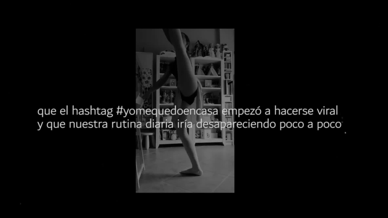 Mi casa en Danza: Esmeralda López Roso, ganadora de Enseñanzas Profesionales #QuédateEnCasa