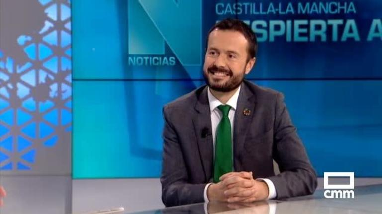 Entrevista con José Luis Escudero