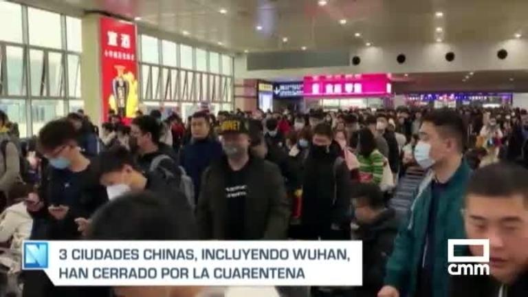 18 muertos y 630 infectados en China por el brote de neumonía