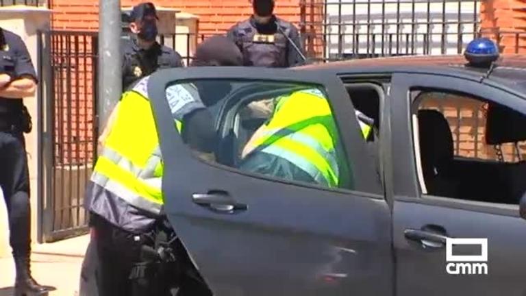 La policía estudia si los detenidos en Bolaños de Calatrava preparaban alguna acción terrorista
