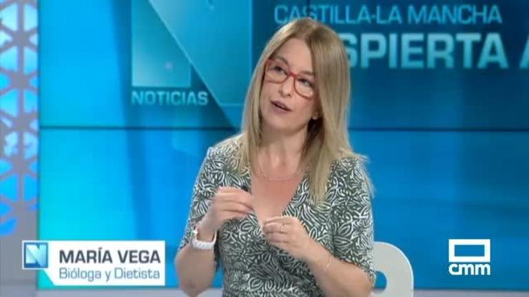 Entrevista a María Vega