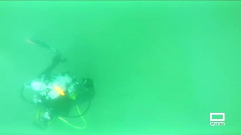 Buceo en agua dulce
