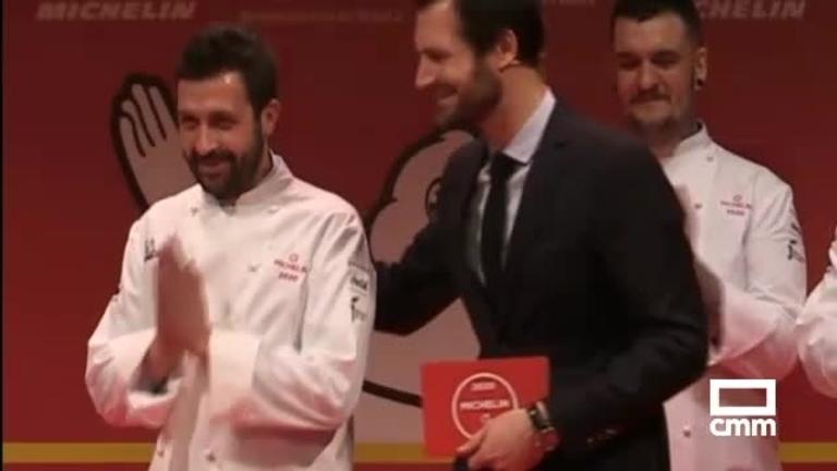 Iván Cerdeño conserva la estrella Michelin y el Retama, de Ciudad Real, logra la primera