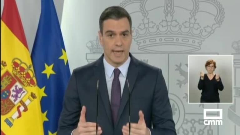 Sánchez anuncia un fondo para las autonomías y confirma que pedirá la cuarta prórroga del estado de alarma