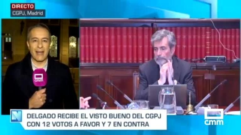 El Consejo General del Poder Judicial avala a Dolores Delgado como fiscal general