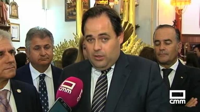 Nuñez llama a la unión del centro derecha en torno a España Suma