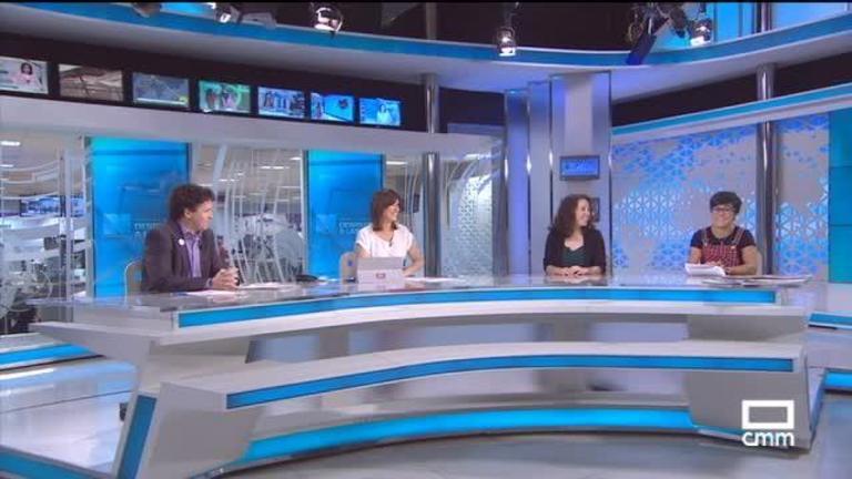 Entrevista a Lidia Lorente, Ángela Salvador y Francisco Javier Jiménez