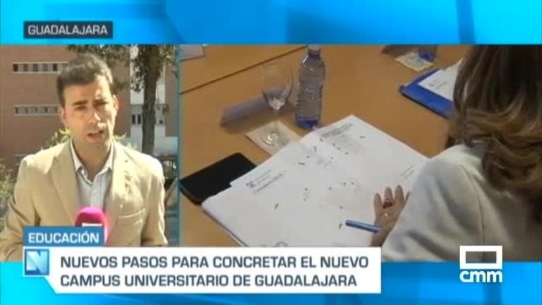 El nuevo campus de la UAH en Guadalajara saldrá a licitación a inicios de 2020