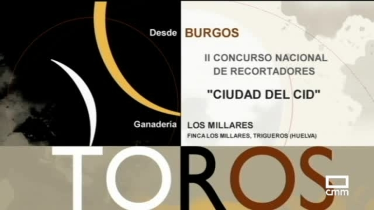 Concurso de Recortadores desde Burgos