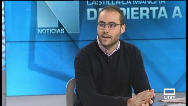 Entrevista a Diego Molero