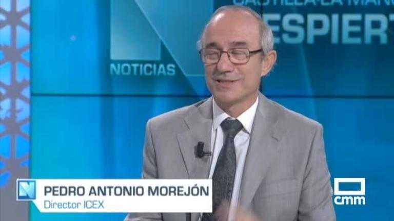 Entrevista a Pedro Antonio Morejón