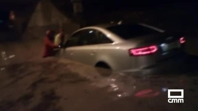 Pedirán que Cuenca sea zona catastrófica tras las lluvias, que han avivado las quejas de los bomberos