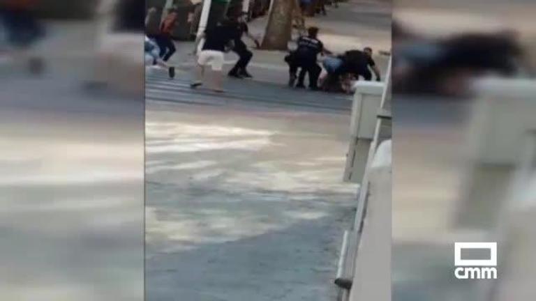Prisión provisional sin fianza para tres implicados en las reyertas de Puertollano
