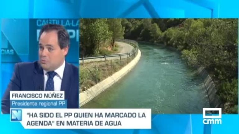 Núñez (PP) en CMM: