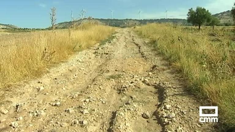 Los daños en los caminos por las lluvias dificultan la cosecha: Asaja pide soluciones