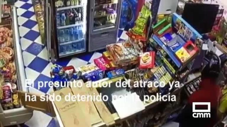 Prisión para el atracador 'del casco' de Alcázar de San Juan; y otras noticias del día