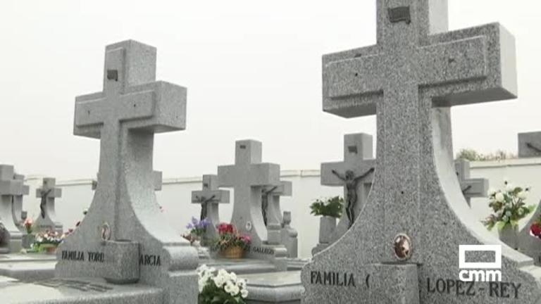 Vuelven a robar crucifijos del cementerio de Polán (Toledo)
