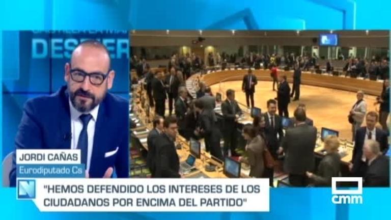 Jordi Cañas, en CMM: \\
