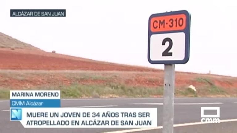 Muere atropellado un hombre en Alcázar de San Juan: se busca al conductor