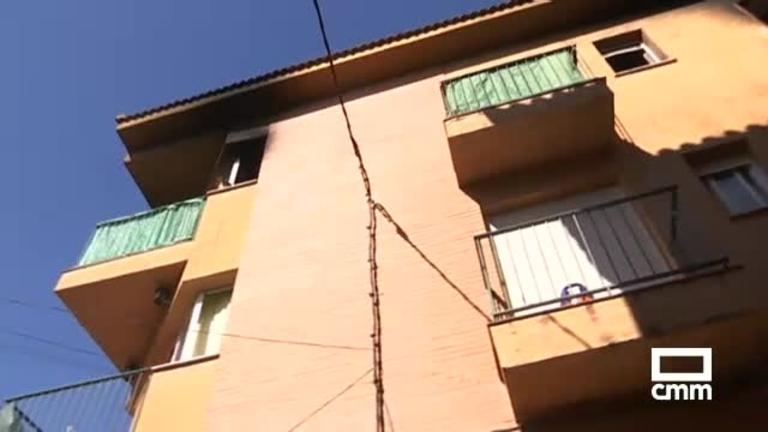 Arde una vivienda en Casarrubios del Monte (Toledo): una mujer, intoxicada por humo