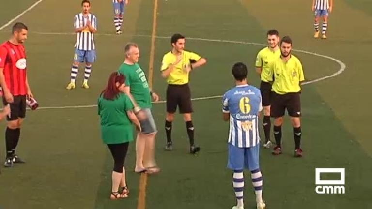 CD Azuqueca - Villarrubia CF (1-3)